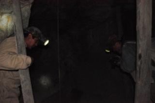 Mine de Potosi, Bolivie