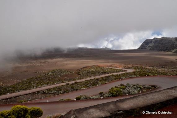 Plaine des Sables La Réunion Volcan Piton de la Fournaise Olympiaonboard