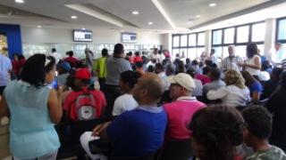 Direction Générale de la Migration à Saint Domingue
