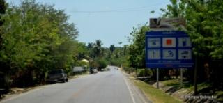Route de Samana a Las Galeras , Samana, République dominicaine