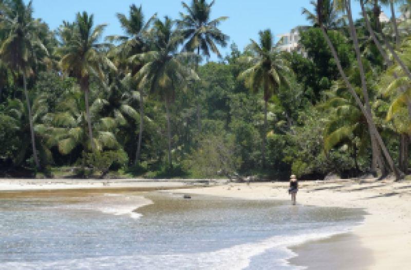 Les plus belles plages de République Dominicaine, Las Terrenas, Samana