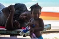 Enfant à Los Patos en République Dominicaine